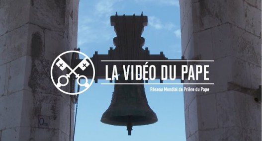 video pape janvier 2017