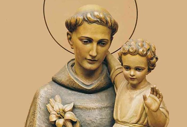 Fabuleux Prière à Saint Antoine de Padoue GN72