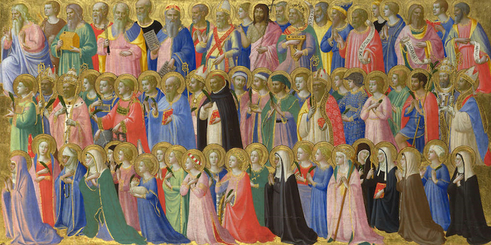 Fra Angelico saints et martyrs 1424
