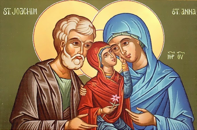 Saints Joachim et Anne