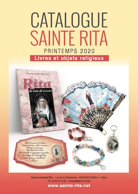 catalogue sainte rita avril 2020