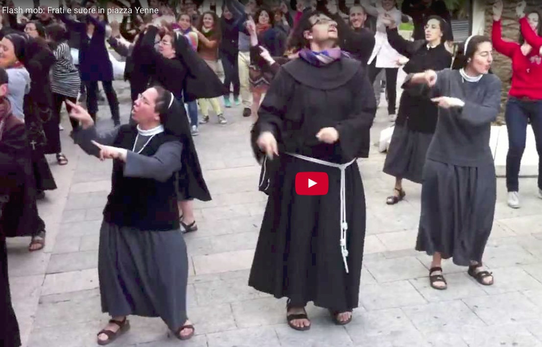 flash mob cagliari