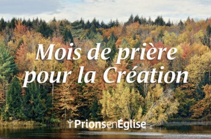 mois de priere creation septembre 2019