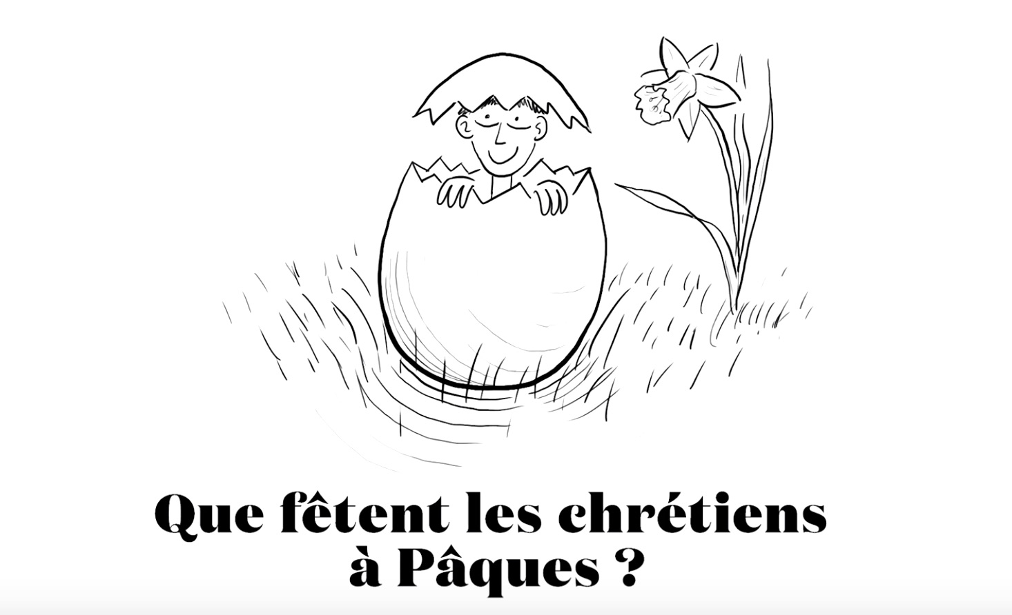 video dessins paques