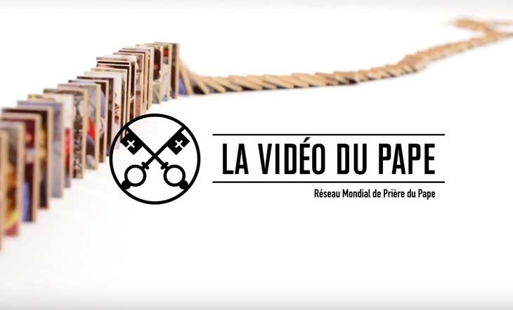 video pape avril 2018